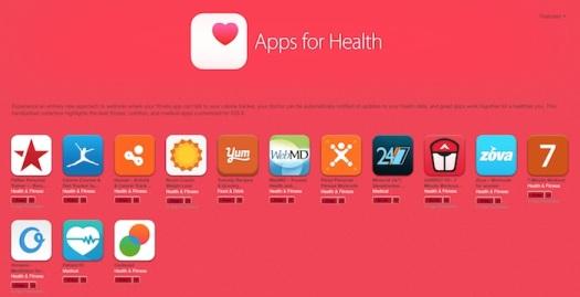 apps for HealthKit