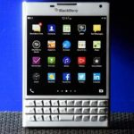 BlackBerry introduced Passport