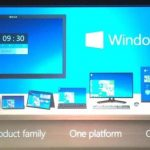 Microsoft announces Windows 10: A unified version