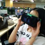 Oppo would also have a virtual reality helmet in the pipeline