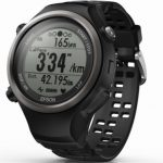 The GPS watch with heart rate monitor Epson Runsense SF-810 is available