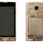 LG Fx0: Transparent smartphone with Firefox OS
