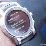 LG Smart Watch with webOS
