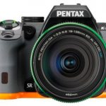 Pentax K-S2, weather-resistant DSLR camera