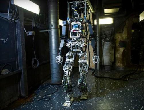firefighter robot
