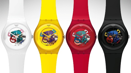 Swatch promises smart watch