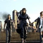 New technology details of Final Fantasy XV