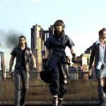 Final Fantasy XV details