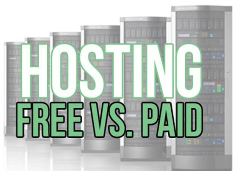 why paid hosting
