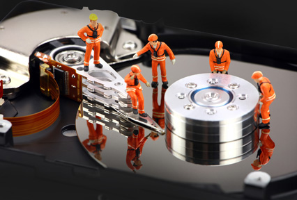 recover hard drive