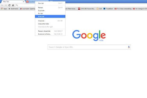 google chrome mute tabs