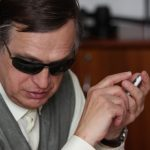 BlindShell, the first mobile phone with touch screen designed for the blind