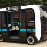 Olli, the super minibus which driving alone is already a reality
