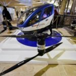 flying cars on dubai