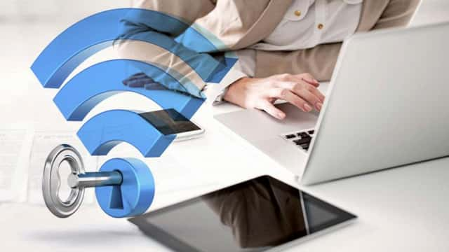 breaking security of Wi-Fi networks